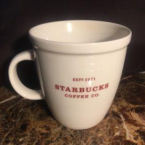 Starbucks Holiday 2007 coffee mug
